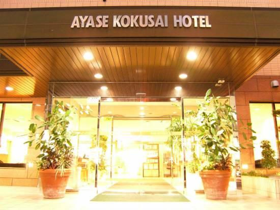 東京綾瀨國際酒店