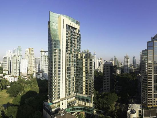 曼谷東方酒店(Oriental Residence Bangkok)外觀