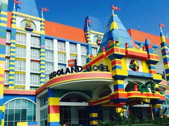 新山樂高度假酒店(Legoland Resort Hotel Johor Bahru)外觀