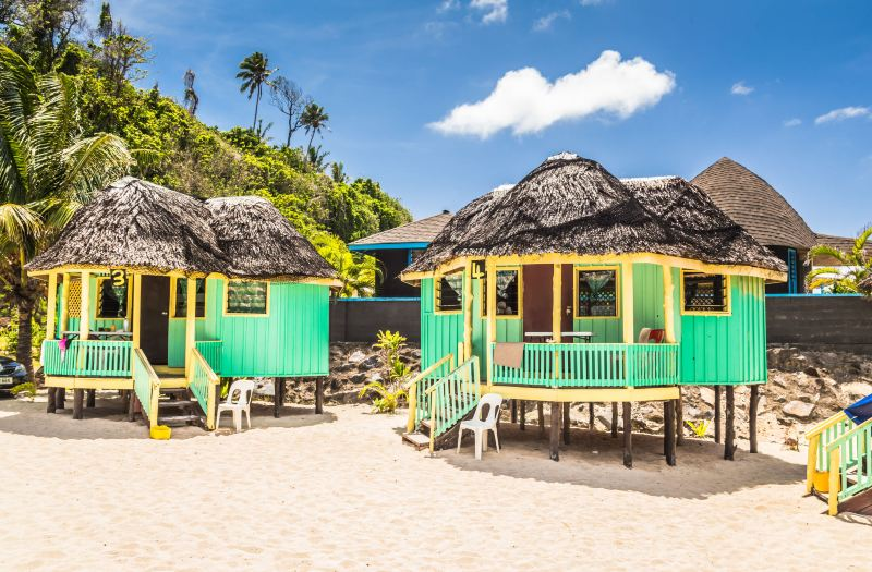 Taufua Beach Fales Reviews For 2 Star