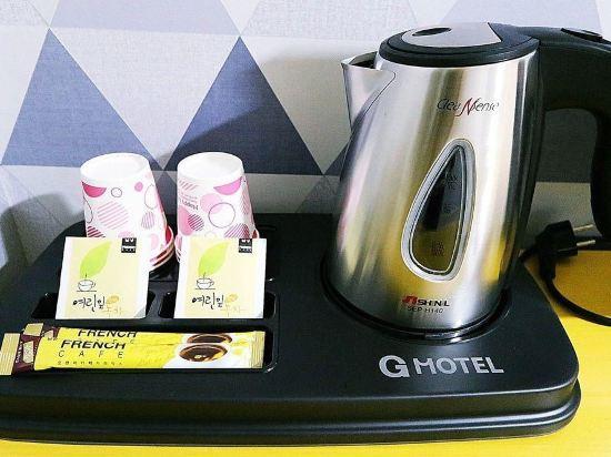 G酒店(G Hotel)豪華雙床房