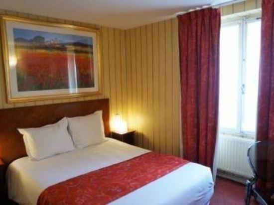 巴黎蒙馬特貝爾維尤酒店(Hôtel Bellevue Montmartre Paris)連通房