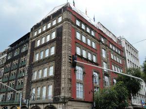 索卡洛中心酒店(Hotel Zocalo Central)