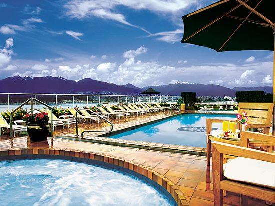 温哥華泛太平洋酒店(Pan Pacific Vancouver)健身娛樂設施