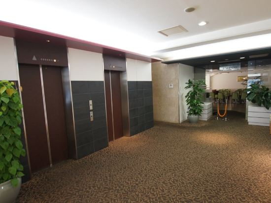 福岡博多站前陽光酒店(Hotel Sunline Fukuoka Hakata Ekimae)公共區域