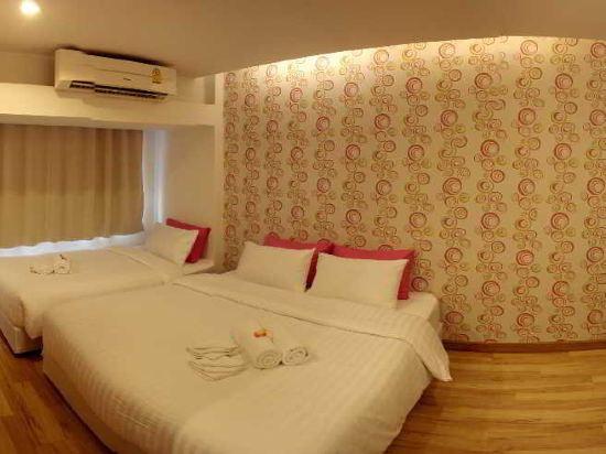 曼谷是隆楠特拉酒店(Nantra Silom Hotel Bangkok)其他