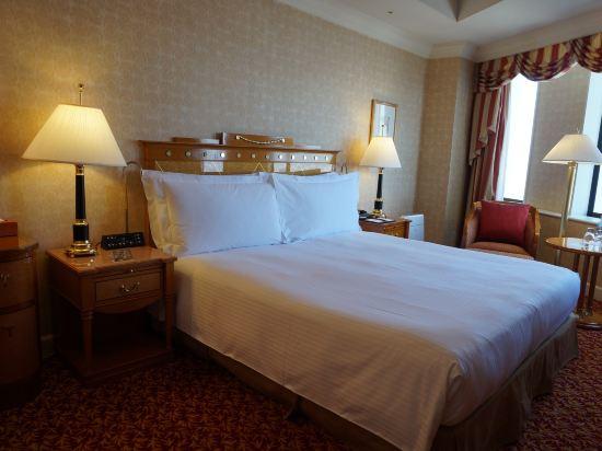 名古屋萬豪酒店(Nagoya Marriott Associa Hotel)精緻套房
