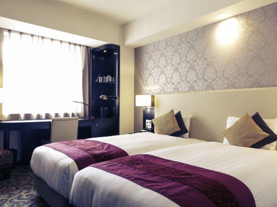 札幌美居酒店(Mercure Hotel Sapporo)標準拉鍊床