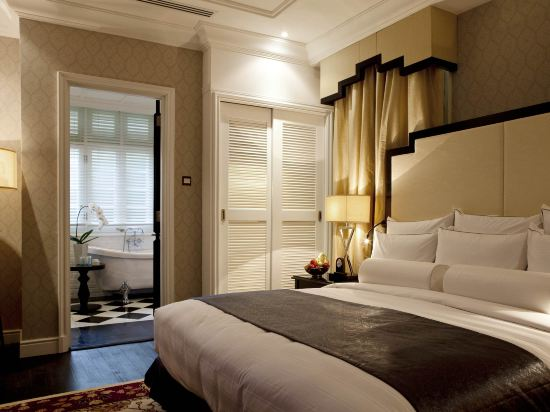 吉隆坡大華酒店 - 傲途格精選酒店(The Majestic Hotel Kuala Lumpur, Autograph Collection)海峽房(主翼)