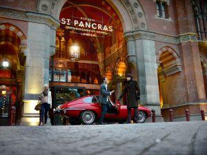 倫敦聖潘克拉斯萬麗酒店(St. Pancras Renaissance Hotel London)