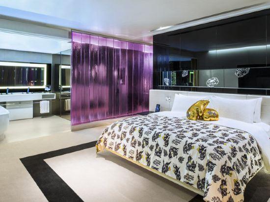 曼谷W酒店(W Bangkok Hotel)非凡套房