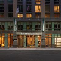 曼哈頓中城時代廣場南部欣庭套房酒店酒店預訂