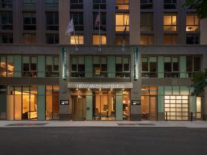 曼哈頓中城時代廣場南部欣庭套房酒店
