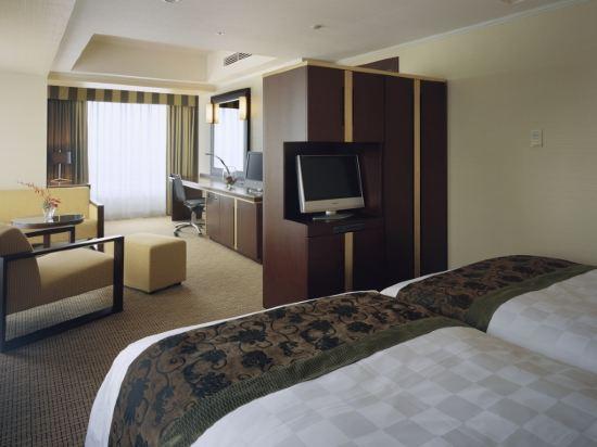 京都大倉飯店(Kyoto Hotel Okura)豪華轉角房