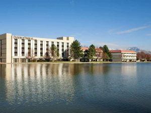 鹽湖城機場希爾頓逸林酒店(DoubleTree by Hilton Hotel Salt Lake City Airport)
