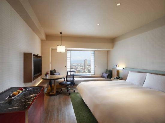 大阪希爾頓酒店(Hilton Osaka Hotel)豪華房
