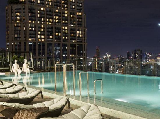 曼谷素坤逸希爾頓酒店(Hilton Sukhumvit Bangkok)健身娛樂設施