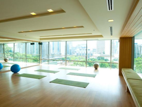 曼谷斯瓦特爾酒店(Sivatel Bangkok)健身娛樂設施