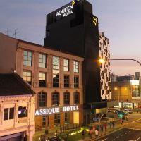 藍色爵士旅舍酒店預訂