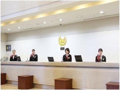 東京灣有明華盛頓酒店(Tokyo Bay Ariake Washington Hotel)公共區域