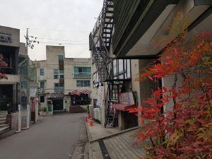 首爾弘大波波公寓(Bobo Residence Hongdae Seoul)