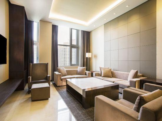 首爾喜來登帕拉斯江南酒店(Sheraton Seoul Palace Gangnam Hotel)公共區域