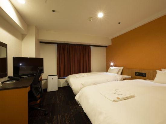 The b 名古屋酒店(The b Nagoya)高級雙床房