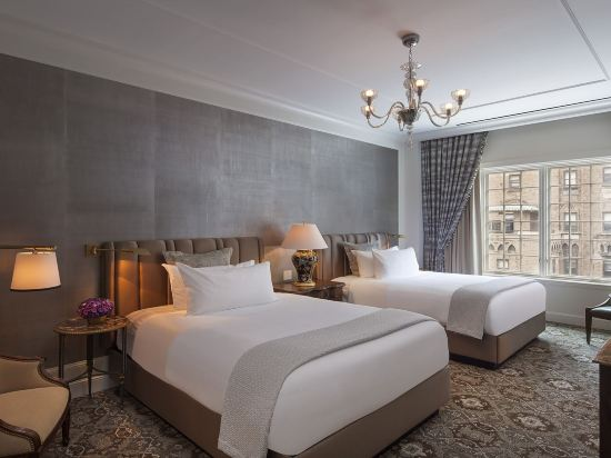 紐約巴克萊洲際大酒店(InterContinental New York Barclay Hotel)尊貴雙大床房