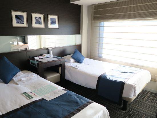 新宿王子大酒店(Shinjuku Prince Hotel)標準雙床房