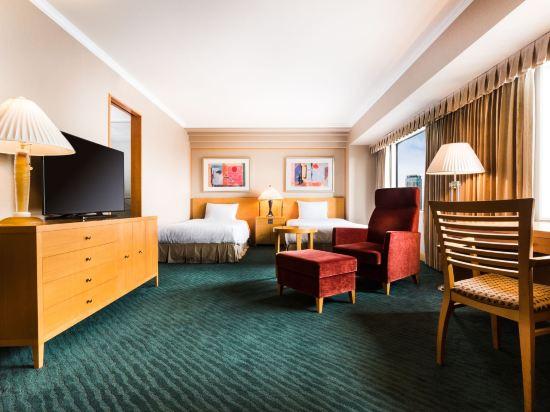 大阪阪神酒店(Hotel Hanshin Osaka)精緻套房