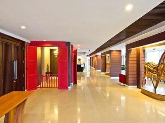 芭堤雅黃金海酒店(Golden Sea Pattaya)會議室