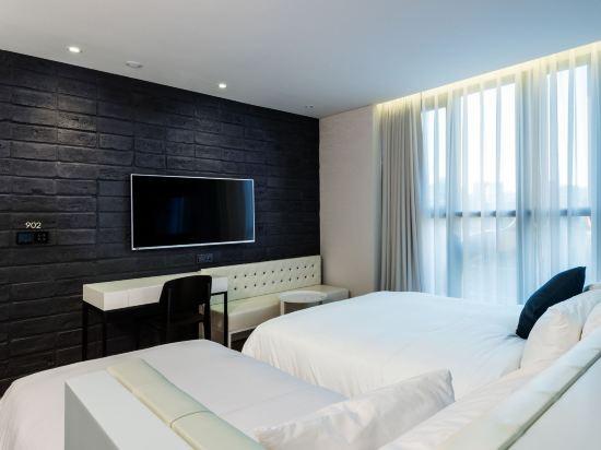 東大門設計師酒店(Hotel the Designers Dongdaemun)豪華家庭房