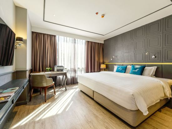 曼谷威爾酒店(Well Hotel Bangkok)高級房