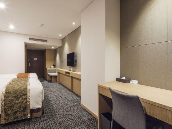 蒂瑪克格蘭德酒店明洞(Tmark Grand Hotel Myeongdong)家庭雙床房