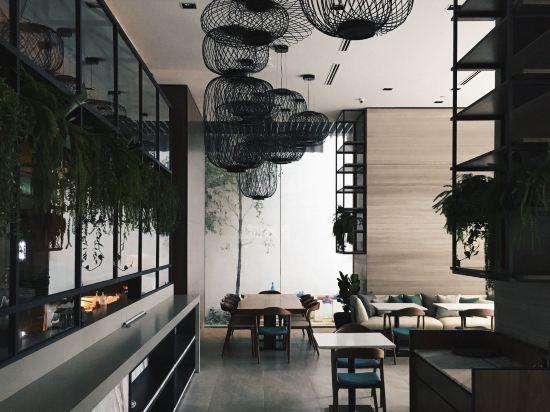 吉隆坡特里貝卡服務式套房酒店(Tribeca Hotel and Serviced Suites Kuala Lumpur)餐廳