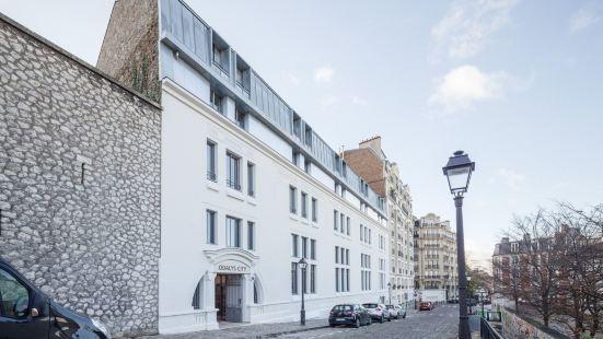 巴黎蒙馬特城市奧德利公寓式酒店