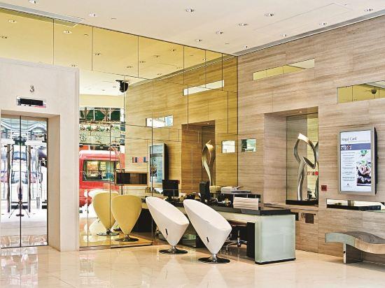 香港富薈灣仔酒店(iclub Wan Chai Hotel)公共區域