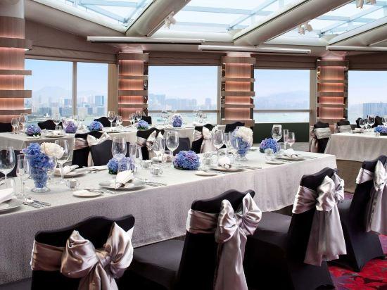 香港萬麗海景酒店(Renaissance Harbour View Hotel Hong Kong)會議室
