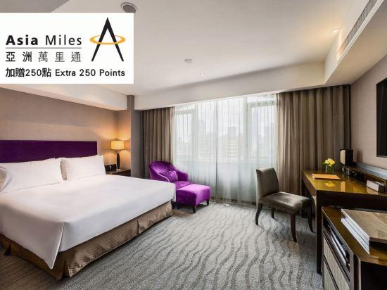 台北馥敦飯店-復南館(Taipei Fullerton Hotel South)豪華客房