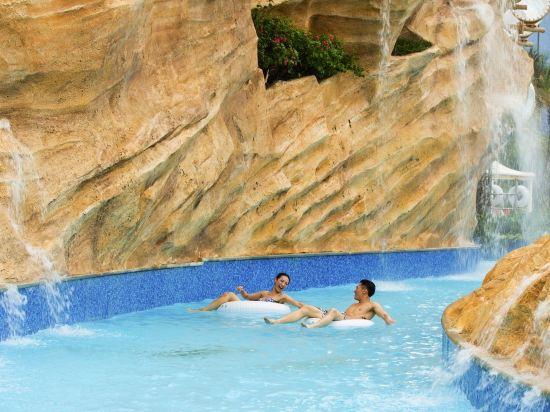 澳門大倉酒店(Hotel Okura Macau)室外游泳池