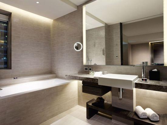 台北寒舍艾麗酒店(Humble House Taipei)景隅首席客房大床房