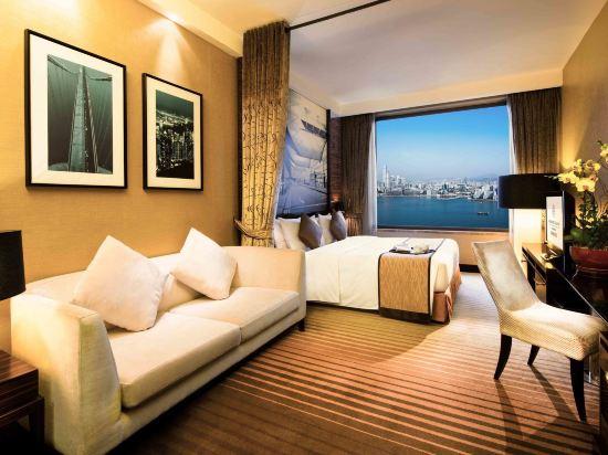香港港島海逸君綽酒店(Harbour Grand Hong Kong)尊貴海景客房