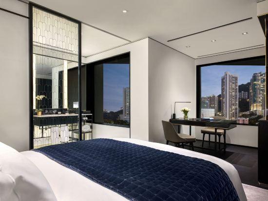 香港美利酒店(The Murray Hong Kong a Niccolo Hotel)高級客房