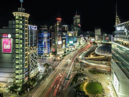 喜普樂吉酒店首爾東大門(Sotetsu Hotels the Splaisir Seoul Dongdaemun)高級三人房