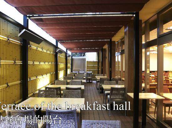 The bridge酒店心齋橋店(The Bridge Hotel Shinsaibashi Osaka)餐廳