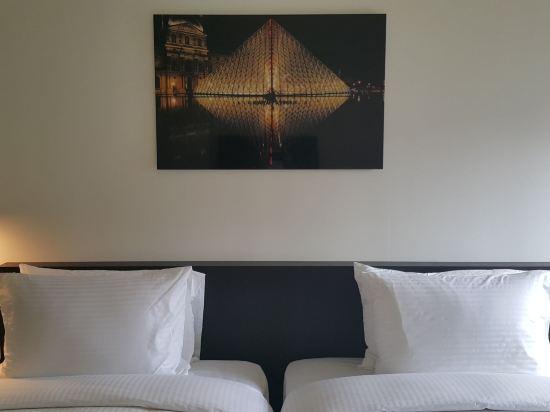 首爾明洞喜普樂吉酒店(Sotetsu Hotels The SPLAISIR Seoul Myeongdong)豪華扁柏雙床房