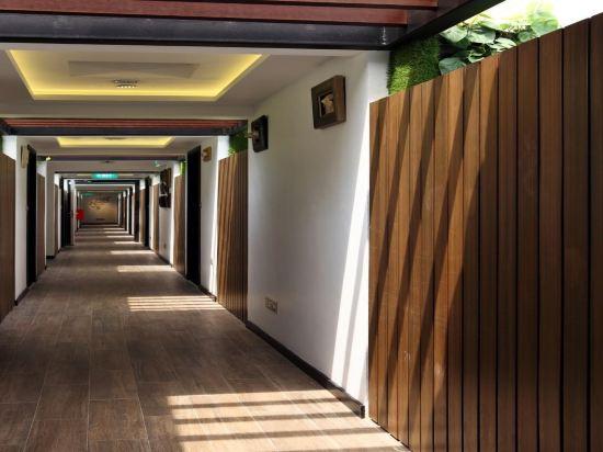 新加坡客來福酒店惹蘭蘇丹33號(Hotel Clover 33 Jalan Sultan Singapore)公共區域