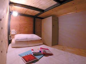 東京池袋書籍和住宿旅館(Book and Bed Tokyo Ikebukuro)