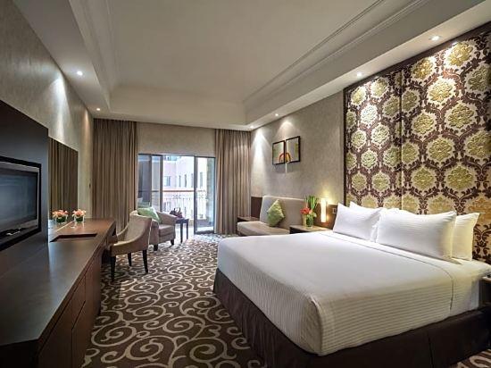 吉隆坡雙威太子大酒店(Sunway Putra Hotel, Kuala Lumpur)精緻套房