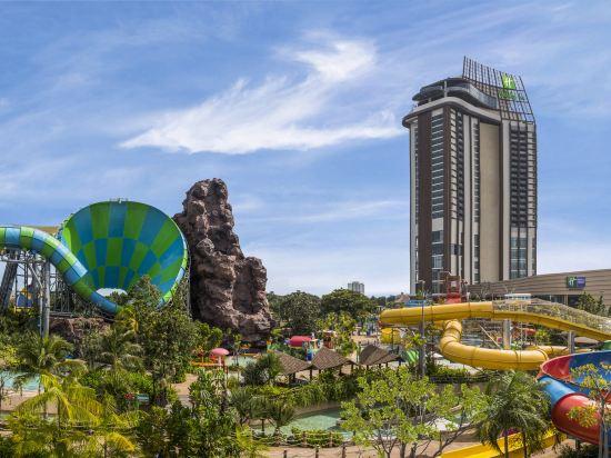 華欣瓦納納瓦假日酒店&度假村(Holiday Inn Resort Vana Nava Hua Hin)外觀